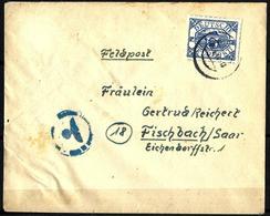 998 - GERMANY -REICH - 1942 - U-BOOT - COVER - ASSUMED FORGERY - FAUX - FAKE - FALSE - FALSCH - Briefmarken