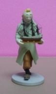 Figurine Tintin Et Le Secret De La Licorne - Hergé 2011 : Hauteur Du Personnage : 6,5 Cm ( Voir Photos ) - Figuren - Kunststoff