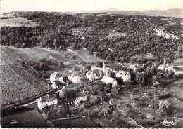 71 - CHASSEY ( Le CAMP ) Vue Générale Aérienne - CPSM Village ( 340 H ) Dentelée Grand Format 1958 - Saône Et Loire - France