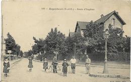 ~  JP ~  95  ~   ARGENTEUIL    ~        Route D ' ENGHHEIN   ~ - Argenteuil