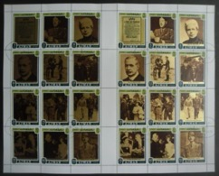 AJMAN Bloc Général De Gaulle Oblitéré - Sammlungen (ohne Album)