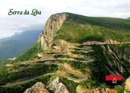 Angola Serra Da Leba New Postcard - Angola