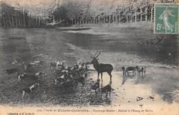 02 - Villers-Cotterêts - Equipage Menier Dans La Forêt - Hallali Du Cerf à L'Etang De Malva - Villers Cotterets