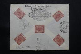 SAINT MARIN - Timbres Taxes Au Verso D'une Enveloppe Pour La France En 1899, à Voir - L 54787 - Lettres & Documents