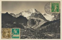 Praz - Gras Et Le Pigne D'Arolla [AA48-6.708 - Suisse