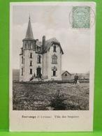 CPA, Boevange, Villa Des Bruyères. Éd. Scharff-Vaniere. Rare !!!! - Cartoline