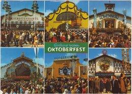 München München, Oktoberfest Gestiftet 1810 Von König Ludwig I. 1993 - Muenchen