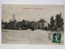 Chaumont. Pont Des Flâneurs - Chaumont