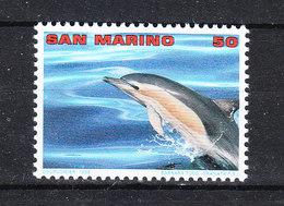 San Marino - 1996. Delfino. Dolphin. MNH - Dolfijnen