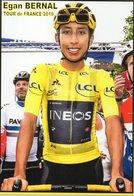 Cyclisme, Egan Bernal - Cyclisme