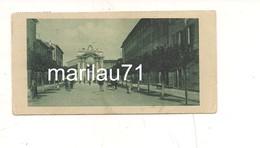 P806 Marche SENIGALLIA Ancona 1921 Viaggiata Mignon Francobollo Strappato Ediz 20935 Giambartolomei - Senigallia