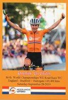 Cyclisme, Annemiek Van Vleuten - Ciclismo