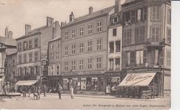 57 DIEDENHOFEN  THIONVILLE   Place Du Marché - Thionville