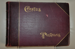 Ancien Album Cartes Postales - Albums & Catalogues