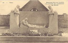 THEUX -monument Aux Combattants 14-18 - Theux