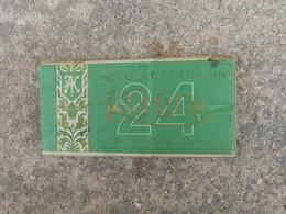 Ancien Paquet De Chocolat Extra Fin KOHLER Complete Qualité Conforme A L'arrété Du 15 Mars 1940 Ration Stalag - 1939-45
