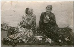 Kosovo Prizren Women Cigaret Tobaco 1932 - Kosovo