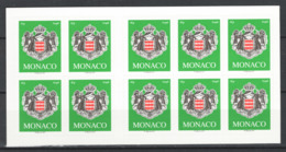 """Monaco 2007Unif.L2619A Booklet """"Phil@poste 2007"""" **/MNH VF - RARO - Carnets"""