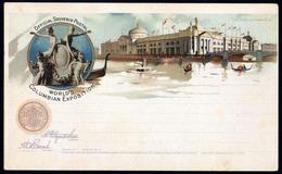 1891, USA, P 9, Brief - Etats-Unis