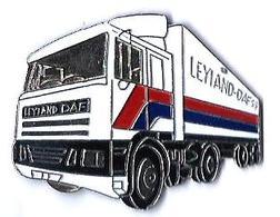 LEYLAND DAF - CAMION - Verso :TAF PARIS - Autres