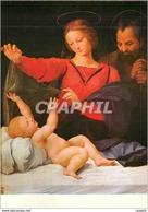 CPM Chantilly (Oise) Musee Conde La Madone De Lorette Raphael - Chantilly