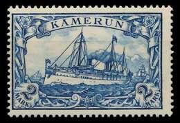 KAMERUN (DT. KOLONIE) Nr 17 Ungebraucht X09408E - Colony: Cameroun