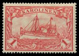 KAROLINEN (DT. KOLONIE) Nr 16 Ungebraucht X09416A - Colony: Caroline Islands