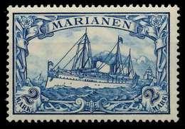MARIANEN (DT. KOLONIE) Nr 17 Ungebraucht X09430A - Colony: Mariana Islands