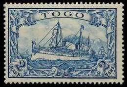 TOGO (DT. KOLONIE) Nr 17 Ungebraucht X09448A - Colony: Togo