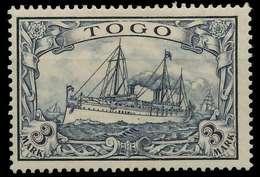 TOGO (DT. KOLONIE) Nr 18 Ungebraucht X0944B2 - Colony: Togo