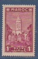 MAROC          N°  YVERT  163  NEUF SANS CHARNIERE      ( Nsch 02/24 ) - Nuovi