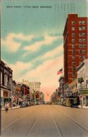 Arkansas Little Rock Main Street 1943 - Little Rock