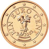 Autriche, Euro Cent, 2003, FDC, Copper Plated Steel, KM:3082 - Autriche