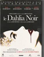 DVD  LE DAHLIA NOIR   (  TTB  état ) - Crime