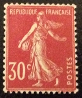 N° 360  NEUF ** SANS CHARNIÈRE ( LOT:190 ) - 1906-38 Säerin, Untergrund Glatt