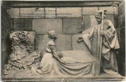 31oi  1830 CPA - SAINT DIE - SAINT MARTIN VISITANT UN ENFANT MALADE - Saint Die