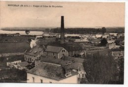Montjean- Forges Et Usine De Bicyclettes - Andere Gemeenten