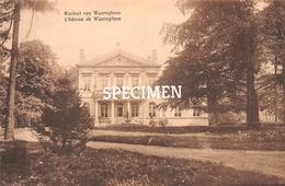 Kasteel Van Waereghem - Waregem - Waregem