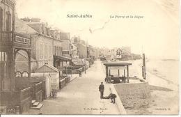 [14] Calvados > Saint Aubin- La Pierre Et La Digue- - Saint Aubin