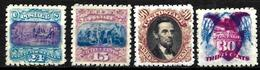 102 -  USA - 1869 - FORGERIES, FALSES, FALSCHEN, FAKES, FALSOS - Sammlungen (ohne Album)