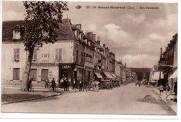 St-Amand-Montrond-Rue Nationale - Saint-Amand-Montrond