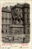 Gruss Aus Wien - Schwarzenberg Monument - Wien Mitte