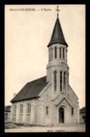 55 - BRAS-SUR-MEUSE - L'EGLISE - EDITEUR GRENIER - Autres Communes