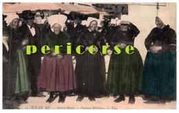 17  Sainte Marie  Femmes Rhétaises - Ile De Ré