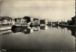34  FRONTIGNAN   Bords Du Canal - Frontignan