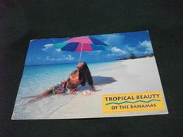 PIN UP TROPICAL BEAUTY OF THE BAHAMAS - Pin-Ups