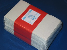 LINDNER 500 Pergamin-Tüten Nr. 707 - 85x132 Mm + 16 Mm Klappe - Non Classés