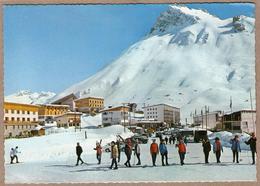 73 / Station Du LAC De TIGNES (années 60) - Francia