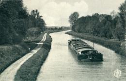 08 - Remilly Aillicourt : Le Canal - Otros Municipios