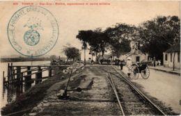 CPA INDOCHINA Dap-Cau Riviere, Appontement VIETNAM (958526) - Viêt-Nam
